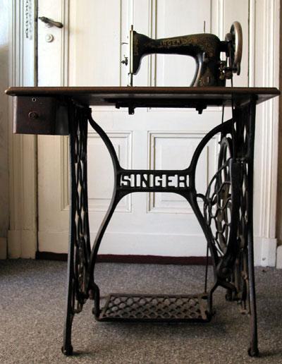 Najstarsza, dzia�aj�ca maszyna.