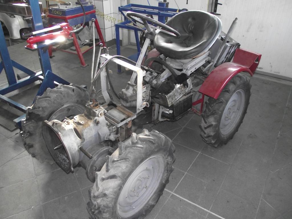 TZ-4K14 -Zamiana silnika na inny?