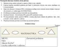 [HTML] Divy - Rozłożenie divów na stronie
