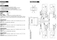 Chevrolet-ODB II - domykanie szyb po zamknięciu samochodu z pilota oryginalnego