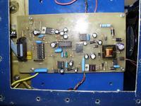 Spawarka inwertorowa (180A) - asymetryczny półmostek sterowany mikrokontrolerem