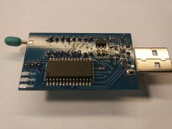 Programator pamięci BIOS MX25L6405 W25Q64 USB Programator CH341A - recenzja