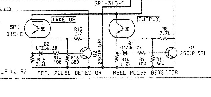 Magnetofon AIWA AD-F910 wy��cza si� przy wszystkich funkcjach