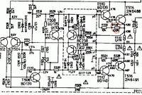 WS442 - Pali rezystor R536 bez 2n64xx oraz bezpiecznik sieciowy