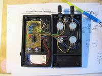 Mini generator funkcyjny na baterie
