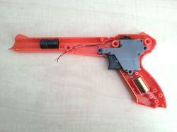 Zdalna kontrola świateł pistoletem z konsoli