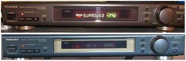 """[Sprzedam] Technics SH-AC300 - Procesor """"KD"""""""