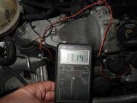 Polo 9N3/2008 - Alternator-sterowanie, ECU?