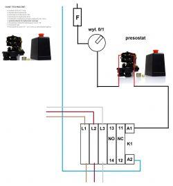 Jak podłączyć kompresor 3 fazowy