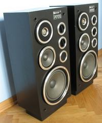 [Sprzedam] Tonsil/Dynamic Speaker HX70 Super stan! ��d�