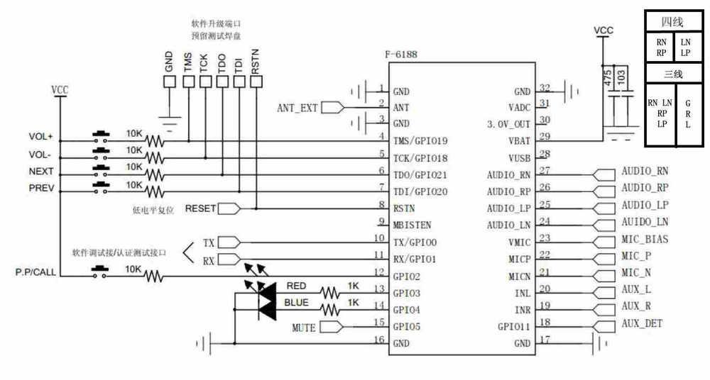 modu u0142 bluetooth do bezprzewodowego g u0142o u015bnika