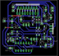 [EAGLE] TDA1554Q-prośba o sprawdzenie schematu i płytki.