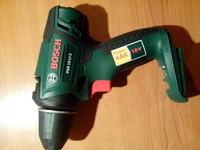 Bosch PSR 18 LI-2 - Nie wchodzi na wyższe obroty