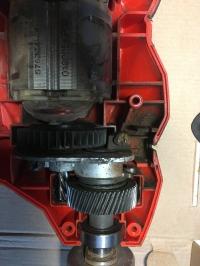 Black&Decker KR70LSR - naprawa /serwis wiertarki
