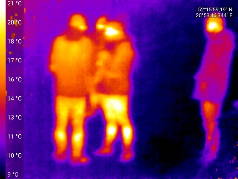 W czym może nam pomóc kamera termowizyjna?