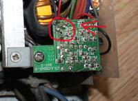 Iskrzenie w zasilaczu Modecom MC-350 - czy jest powód do zmartwień?