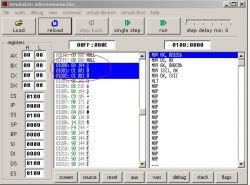 ASM x86 Gdzie się kopiuje wartość komendą MOV [SI], AX