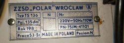Polar TS 136 - zamiana termostatu na sterownik Mh1210