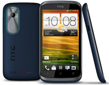 HTC Desire X - smartfon bez przedniego aparatu