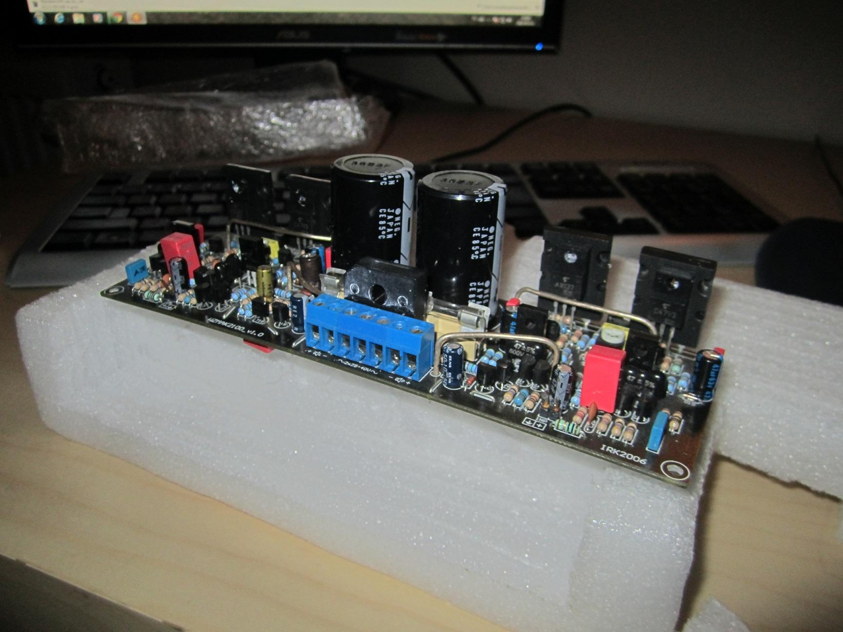 [Sprzedam] Uniamp stereo V1.0 Nowe podzespo�y.