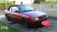 Ford Escort cabrio 1991 czy warto kupić