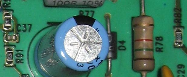 Elektrolux ewt1016 - Uszkodzony moduł