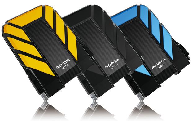 ADATA HD710 1TB - Windows widzi i chce formatowa�. Zgin�a partycja.