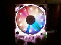 Zegar z HDD - w�asny uk�ad sterowania BLDC