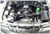 Dziwne zachowanie na benzynie Opel Frontera 3.2 V6 '99