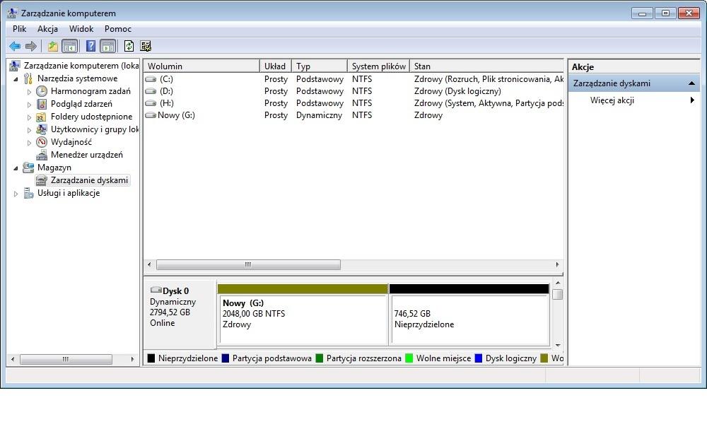 HDD i odzysk danych - Odzyskanie Partycji