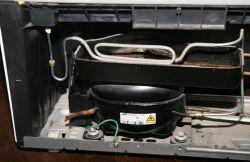Samsung RL55VTE1L - lodówka wyzwala bezpiecznik różnicowoprądowy