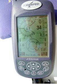 Przyrząd pokładowy dla paralotniarza -- Wariometr EAP-R2.1