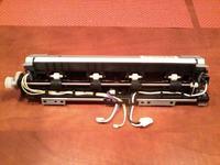 HP LJ 2200 - Konserwacja - fuser, folia fusera czy inny problem?