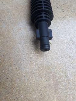 Myjka ciśnieniowa Garden Agroma M1517 - jaki to typ złącza do podłączania lancy?