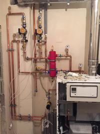 Vaillant ecoCompact VSC 206 - Pytanie instalacyjne