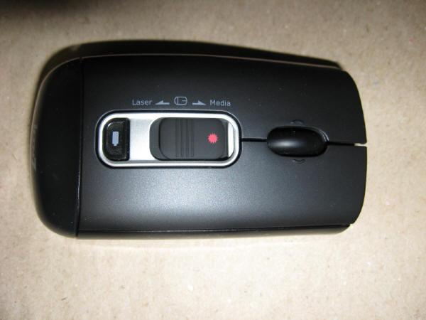 Mysz Icon7 Hybrid XP 500 - potrzebne sterowniki