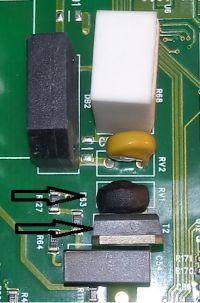 Ekspres Saeco Xsmall SUP033R wypalone PCB i nie da się odtworzyć jak leciały śc