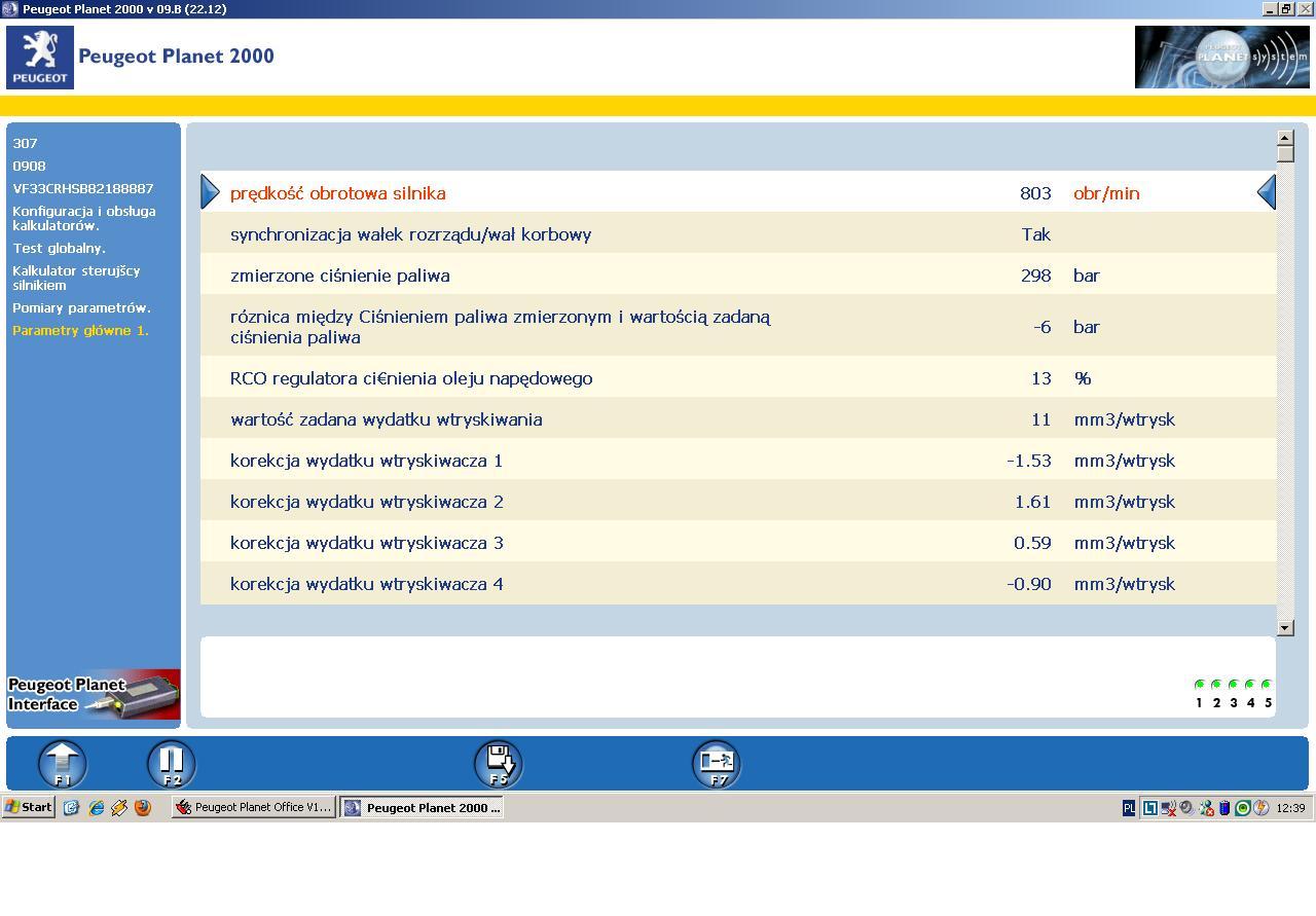 307 2.0 HDI Nier�wna praca na zimnym silniku