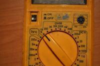 Opel C20XE czujnik spalania stukowego odpi�ty a stuka