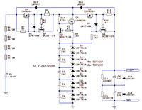 Stabilizator 800V / 200mA