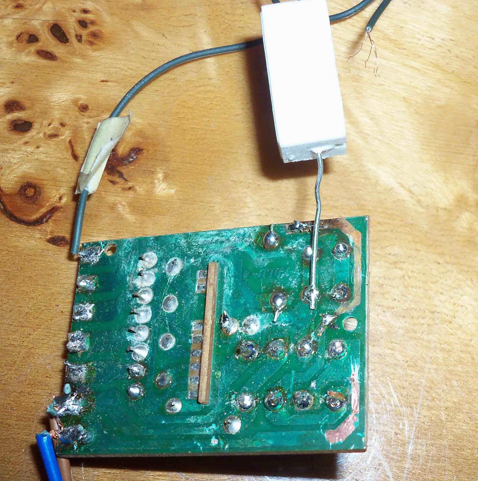 Lampki choinkowe EK-04 gdzie pod��czy� przew�d