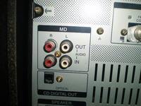 Sony MHC RX-50 - Jak podłaczyć z dekoderem i komputerem stacjonarnym.