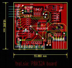 Płytka Propeller P8X32A i spartańska przejściówka RS232-UART