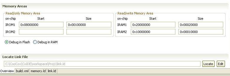 STM32F0 - Zablokowana pami�� Flash