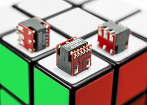 Miniaturowe przetwornice o mocy 2 W od firmy Murata