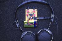 Akustyczny monitor p�l elektromagnetycznych
