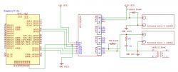 Sterowanie elektrozaworem przez Raspberry Pi