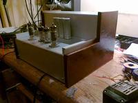 Budżetowy wzmacniacz lampowy stereofoniczny ECL86 i EF80