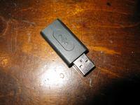 Pendrive reklamowy RPZ11 - Usuwanie partycji CD-ROM i nowa obudowa
