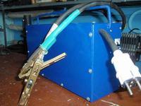 Urz�dzenie rozruchowe 14,5V (600A) - jednotaktowa przetwornica forward